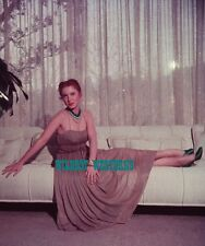 AMANDA BLAKE Sexy Redhead RARE HOT CANDID PHOTO LOT leggy legs Gunsmoke