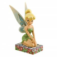 Disney Showcase  A Pixie Delight Tinker Bell  Figurine Ornament 4011754