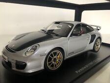 AUTOart 77961 Porsche 911(997) GT2 RS Silver 1:18 Diecast Car