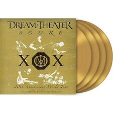 DREAM THEATER Score 20th Anniversary World Tour Vinyl LP Coloured Numbered New!