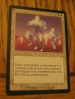 1x Opalescence, LP, Urza's Destiny, Reserved List EDH Commander Enchantment