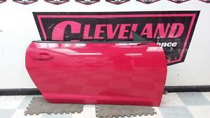2010-2015 Chevrolet Camaro SS Coupe OEM RH Right Passenger Side Door Red