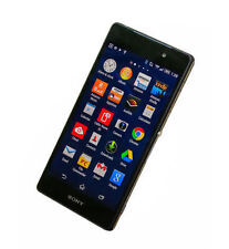 Sony Xperia Z3v D6708  (32GB) - Black - Verizon