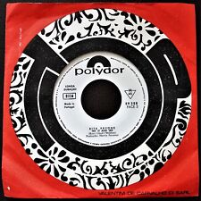 RITA PAVONE POLYDOR 59.359 WHITE PROMO MADE IN PORTUGAL 7 SINGLE TILL TOMORROW