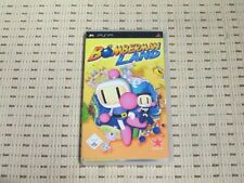 Bomberman Land für Sony PSP *OVP*