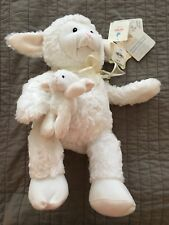 Gund Peek-A-Boo (peekaboo) Nursery Rhyme Time Lamb Animated Stuffed Animal NWT