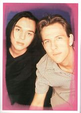 GA32 Stampa Savage Garden (retro) Truly madly deeply   15x21 Song Book '98