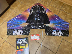 Star Wars Sky Master 700 Darth Vader Kite with speed winder boxed and unused NEW