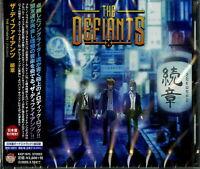 DEFIANTS-ZOKUSHO-JAPAN CD F83