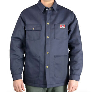 Ben Davis Original Work Jacket - Navy