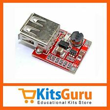 3V to 5V 1A Adjustable Step-up Boost Power Supply Module USB DC-DC Convert KG225