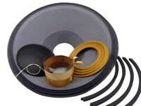 "Recone Kit for JBL 4645B Subwoofer 2242H 8 Ohm 18"" Woofer SS Audio Speaker Parts"