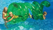 Spring Thing Giant Inflatable Pool Toy Spiral Tunnel Water Play Swimline 90875