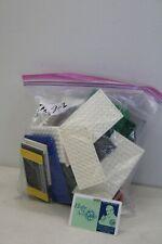 Lego Building Blocks - Lot 9-2, 1.5 lbs - Primarily Consists of Platforms