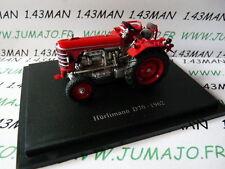 Tracteur 1/43 universal Hobbies n° 141 HÜRLIMANN D70 1962