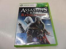 XBox 360  Assassin's Creed: Revelations