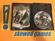 Medal of Honor European Assault - PS2 PlayStation 2 Sony COMPLETE