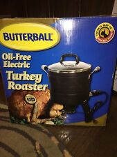 Brand new Butterball Electric Oil-Free Turkey Roaster and Fryer Masterbuilt