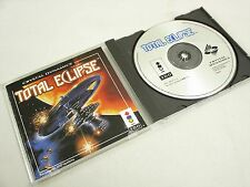 TOTAL ECLIPSE Item Ref/bbc 3DO Real Panasonic Import Japan Game 3d