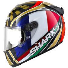 Shark Replica Carbon Fibre Motorcycle Helmets