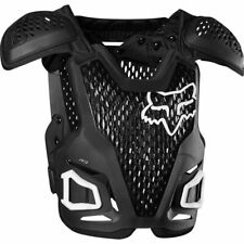 Fox 2020 R3 Roost Guard/Chest Protector Black All Sizes