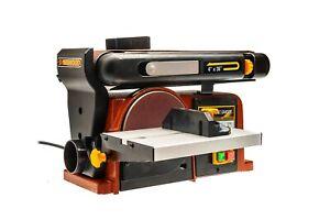 Sherwood 4 x 6in Belt/Disc Sander Machines & Accessories