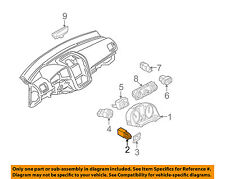 VW VOLKSWAGEN OEM 05-15 Jetta-Outside Air Ambient Temperature Sensor 8Z0820535