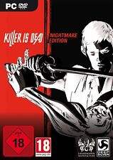 Killer is Dead - Nightmare Edition Steam Game PC Cheap