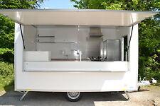 """DANSTEP No. 1: Imbisswagen, Verkaufsanhänger """"Gastro Standard"""""""