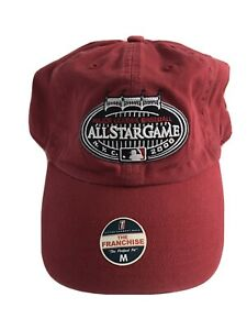 "MLB 2008 All Star Game Yankee Stadium M Franchise ""Perfect Fit"" Hat Cap by Twins"