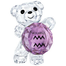 Swarovski Crystal Creation 5396292 Kris Bear-Aquarius RRP $89