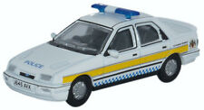Oxford 76FS002 FORD SIERRA Nottinghamshire Police 1/76th = 00 Gauge nuovo caso T48Po