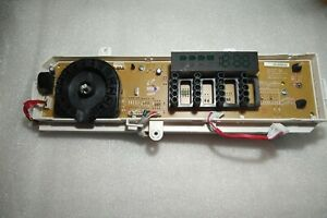 SAMSUNG WASHING MACHINE DISPLAY & POWER PCB DC41-00204B DC92-01690E