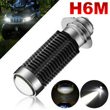 P15D H6M LED Motorcycle Headlight Spotlight For Yamaha ATVs YFM350 700 Raptor