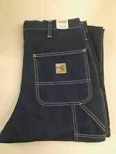 NWT Carhartt FR Flame Resistant Denim Work Jeans Mens 30X30 290-83 A#2