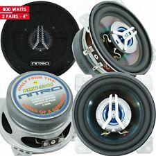 4x Nitro BMW-3344 400 Watts 4