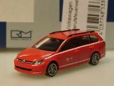 Rietze VW Golf 7 Variant, Berufs Feuerwehr Kiel - 53307 - 1:87