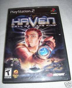 Original PS2 GAME -frm U.S- HAVEN call of the king