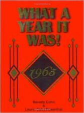 What a Year It Was 1965 Hardcover November 1, 2004