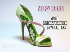 Lilies of the Valley Breast Cancer Awareness Pink Ribbon Just the Right Shoe