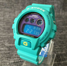 CASIO G SHOCK DW-6900SN-3 LIMITED EDITION TURQUOISE DIGITAL WR 200M BRAND NEW