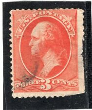 U.S. Scott #214. Decent Looking Space Filler Used W/ Faults. Catalogs $50.