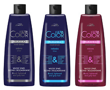 JOANNA Ultra Color HAIR RINSE SILVER / BLUE / PINK