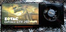 ZOTAC GeForce GTX 260 896MB 448BIT DDR3