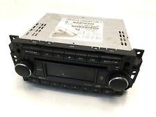 JEEP GRAND CHEROKEE III 3 WH WK Bj. 05-10 RADIO CD P05064067AD ohne Radiocode