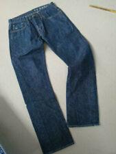 GS19-135: G-STAR Raw Jeans 3301 Victor Straight Medium Aged Gr. 33/32