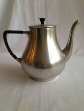 Vintage RIO TIEL Holland PEWTER COFFEE or TEA POT