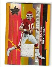 TRENT GREEN LOT OF 2 DIFFERENT AUTHENTIC GAME WORN JERSEYS#/250
