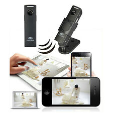 WIFI IP Wireless Hidden Spy Video Recorders Camera Cam System For Android IOS PC