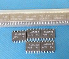 X5 ** NUOVO ** PLESSEY nj8822, Sintetizzatore di frequenza di controllo, 18 PIN SOIC